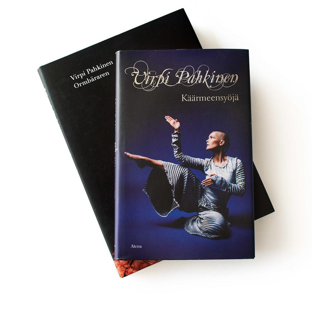 BOOK, ORMBÄRAREN & KÄÄRMEENSYÖJÄ